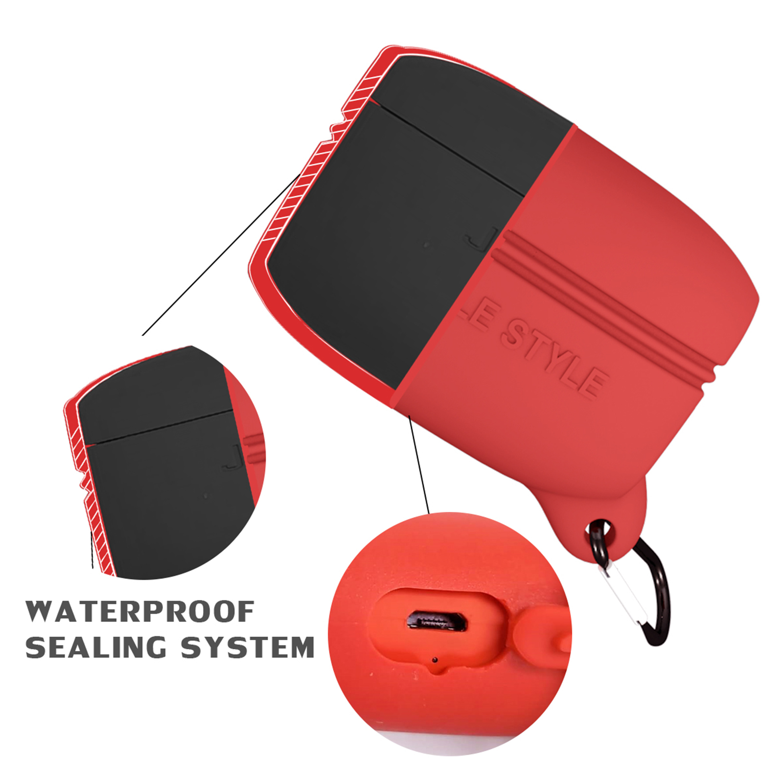 For-Jabra-Elite-Active-65t-Earphone-Full-Protective-Silicone-Case-Cover-Pouch thumbnail 6
