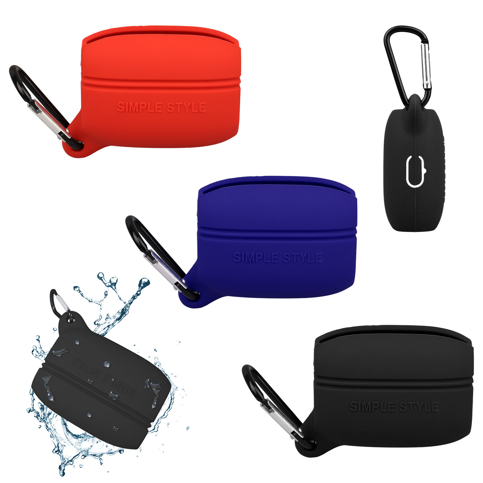 For-Jabra-Elite-Active-65t-Earphone-Full-Protective-Silicone-Case-Cover-Pouch