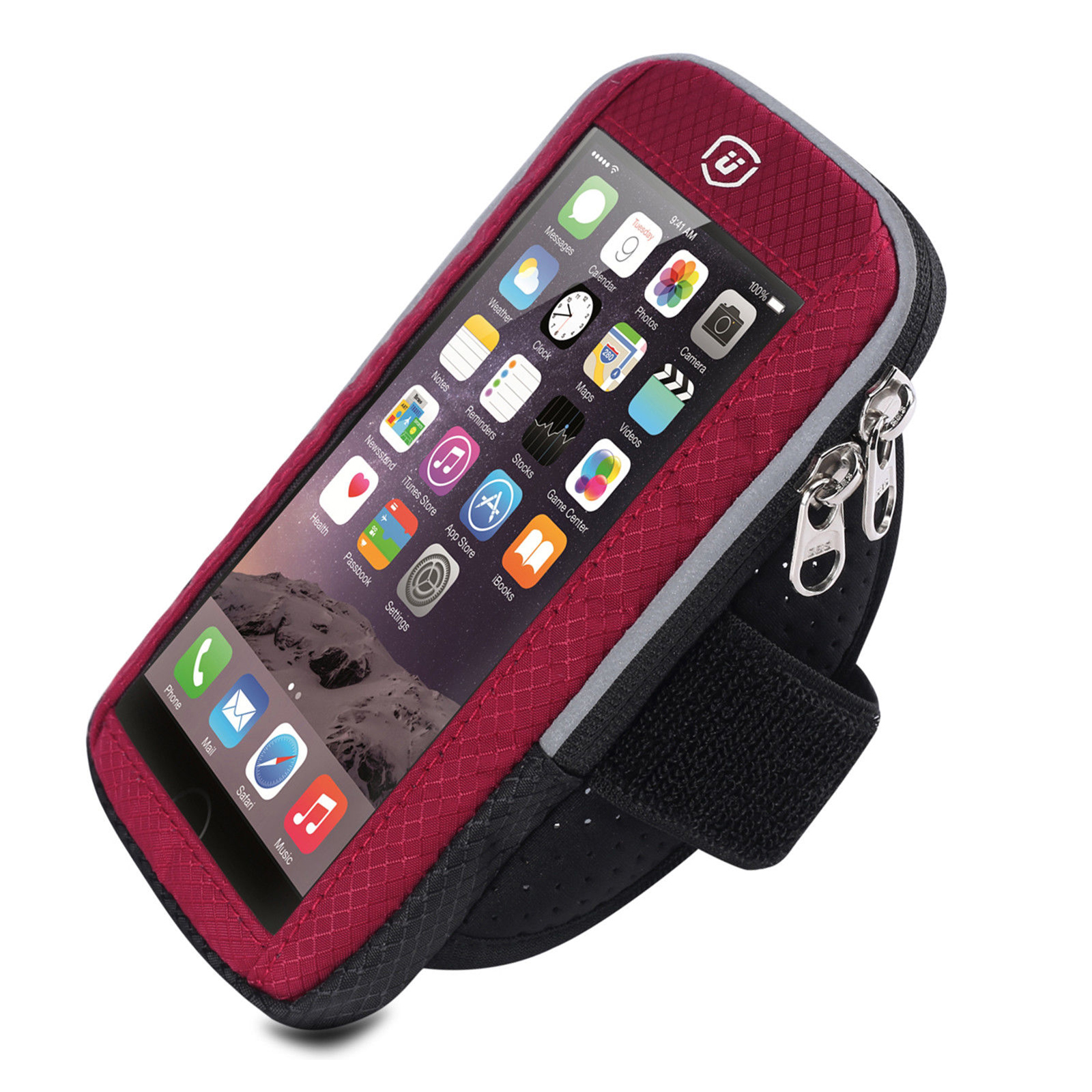 Sports-Running-Jogging-Waterproof-Gym-Armband-Arm-Bag-Case-Holder-for-Cellphone